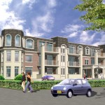 Ashton Place Condos 3D Rendering