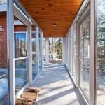 Springwater Residence Hallway