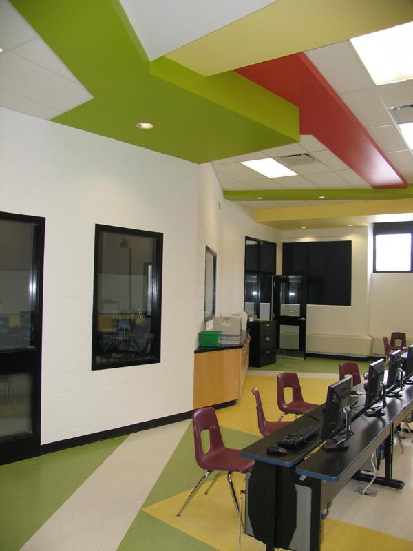 Classroom Design Elementary ~ School design interior barrie architecture