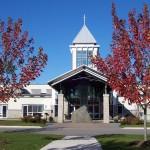 Emmanuel Baptist Church Main Entrance