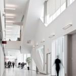 Georgian College Health and Wellness Centre Hallway