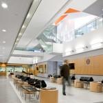 Georgian College Health and Wellness Centre Waiting Area
