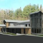 Northridge Community Church 3D Rendering