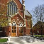 St Andrews Presbyterian Church Main Entrance