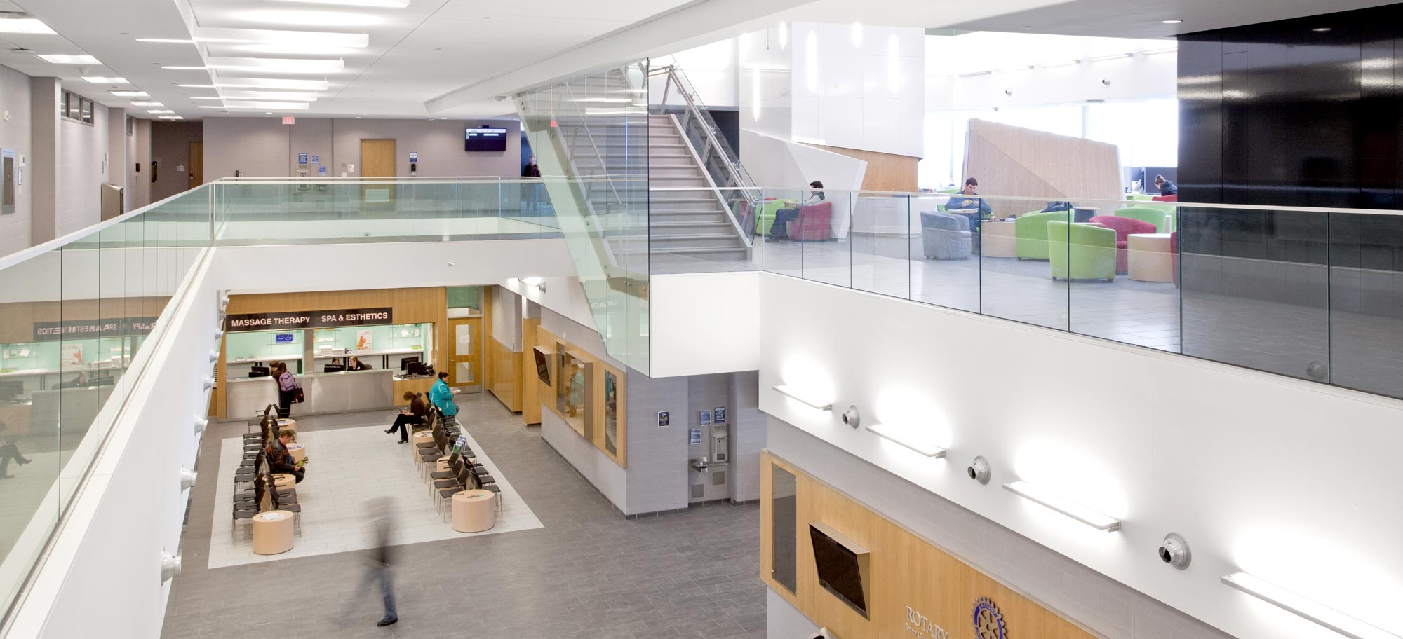 Georgian College Health and Wellness Centre
