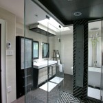 Barrie Residence Bathroom Shower Interior