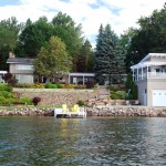 Shanty Bay Boathouse and Home
