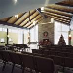 Emmanuel Baptist Church Interior