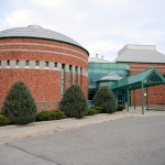 Simcoe County Education Centre Main Entrance
