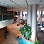 Simcoe County Education Centre Interior