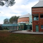 Simcoe County Education Centre Walkway